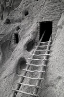 Bandelier National Park - IR